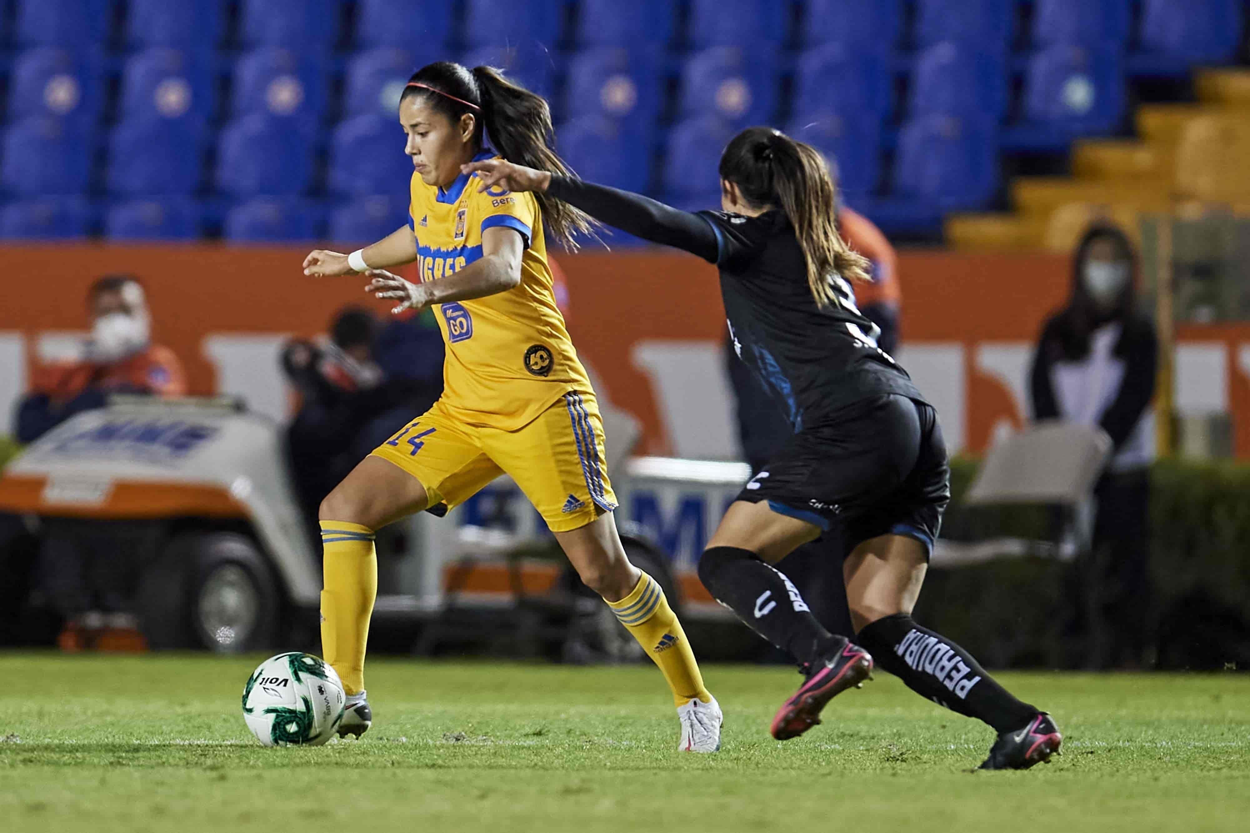 Tigres 4-0 Querétaro marcador global