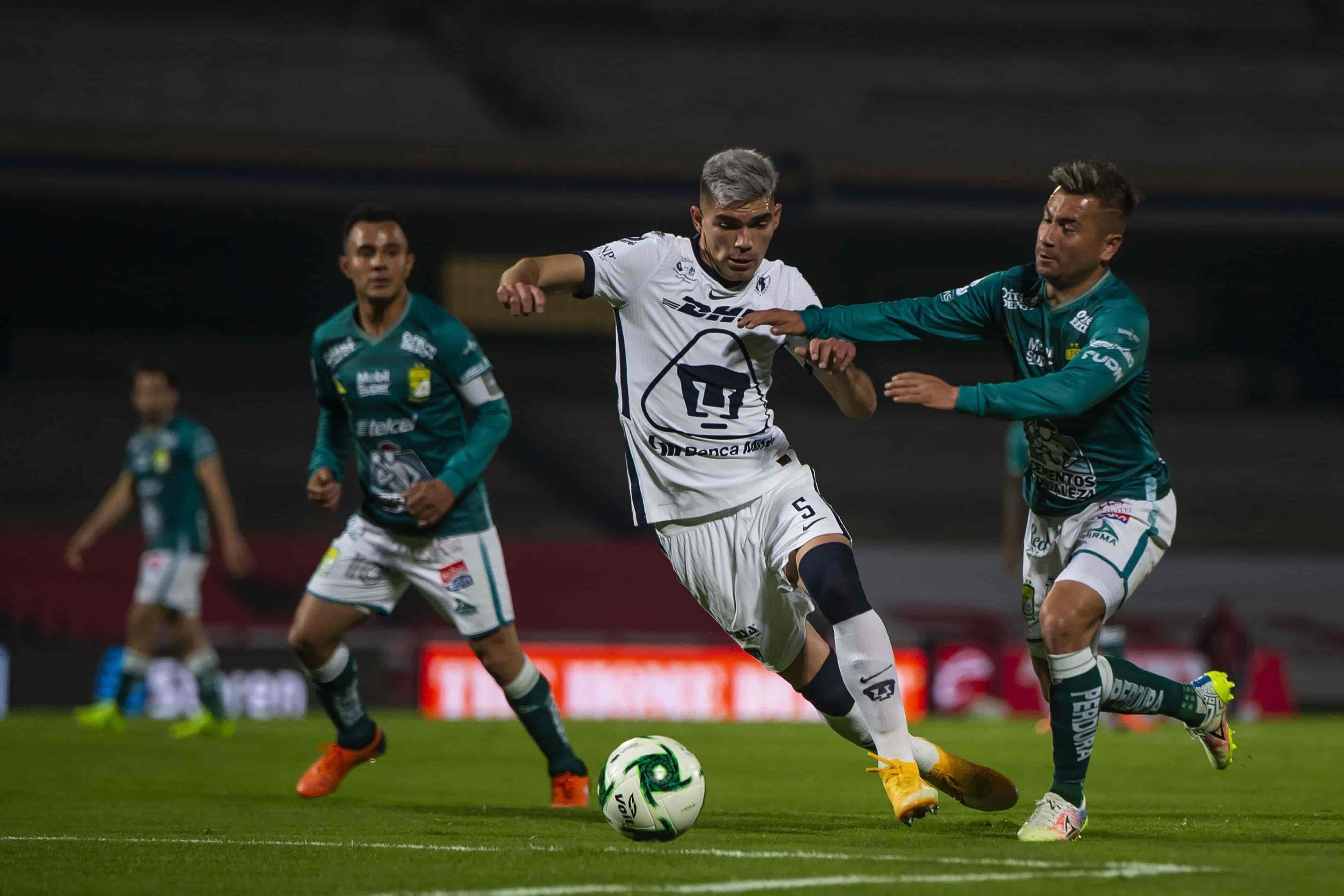 Emmanuel Gigliotti le dio el empate al León