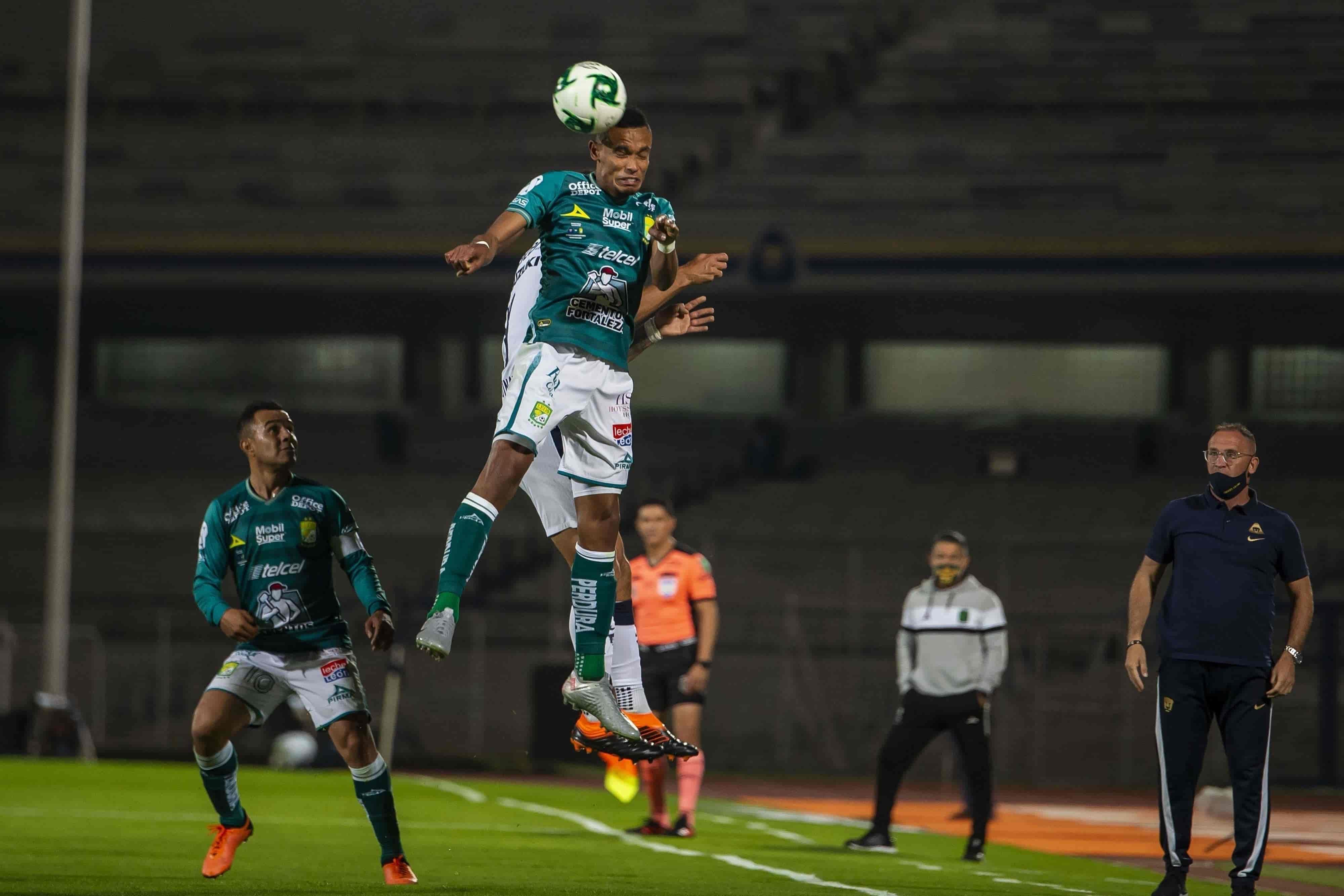 Pumas 1-1 León