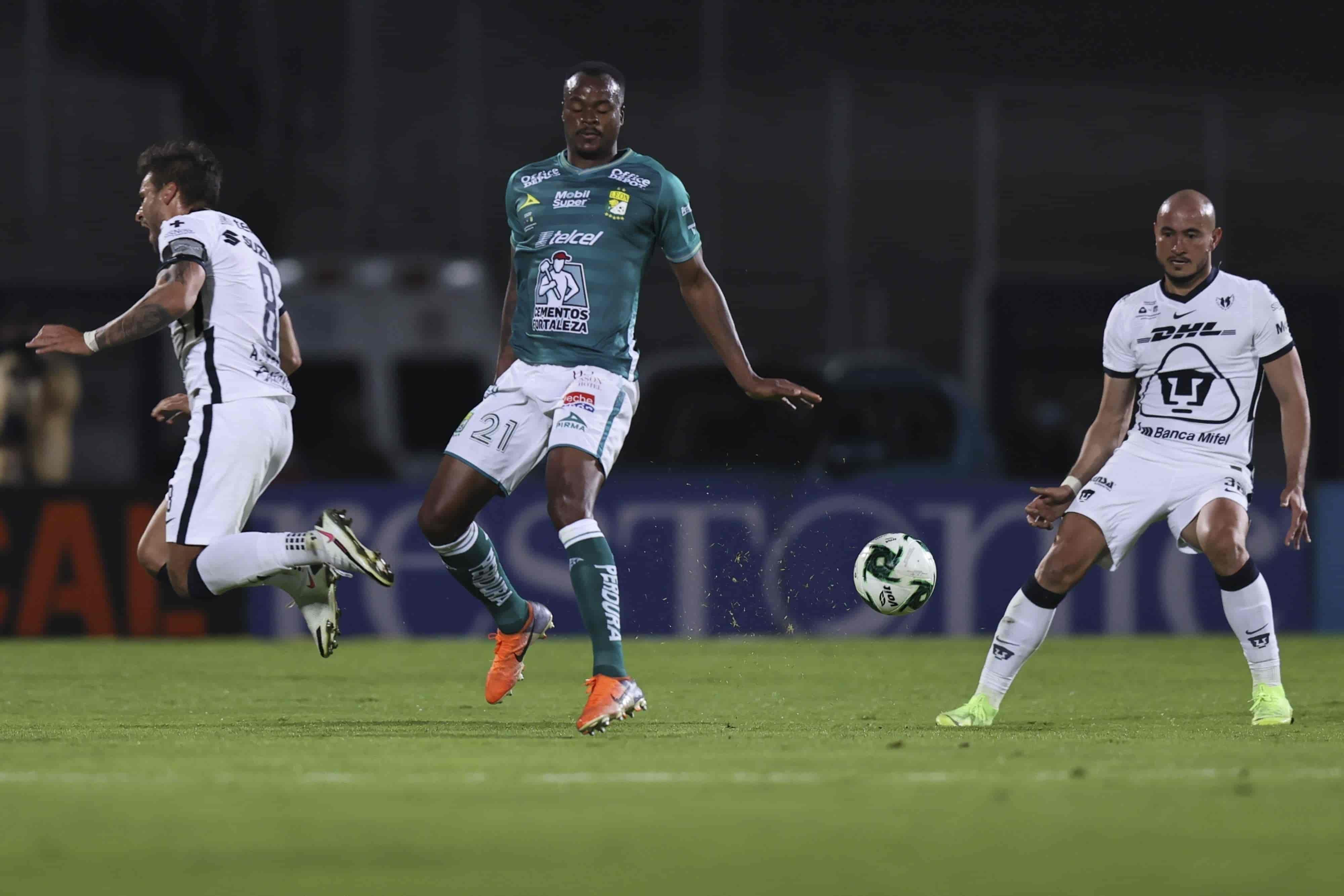 León anotó el empate a los 89 minutos