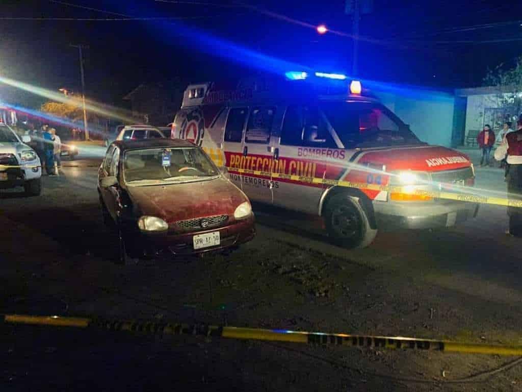 La mujer perdió la vida en forma trágica al ser arrollada y arrastrada varios metros, por un vehículo