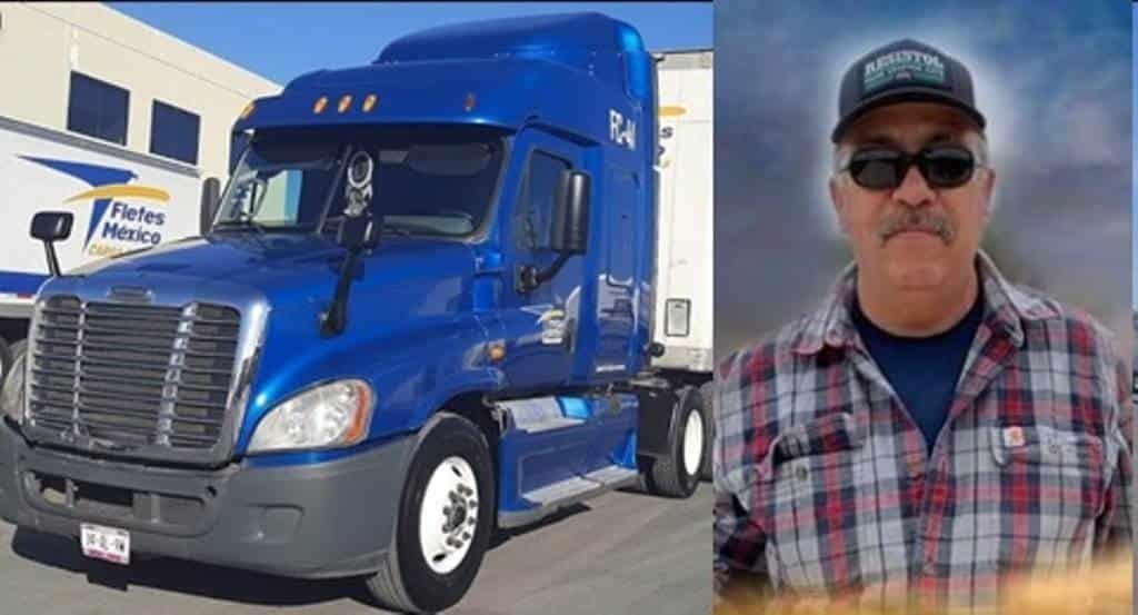 Lograron identificar el cuerpo del trailero que falleció mientras que abanderaba otro accidente