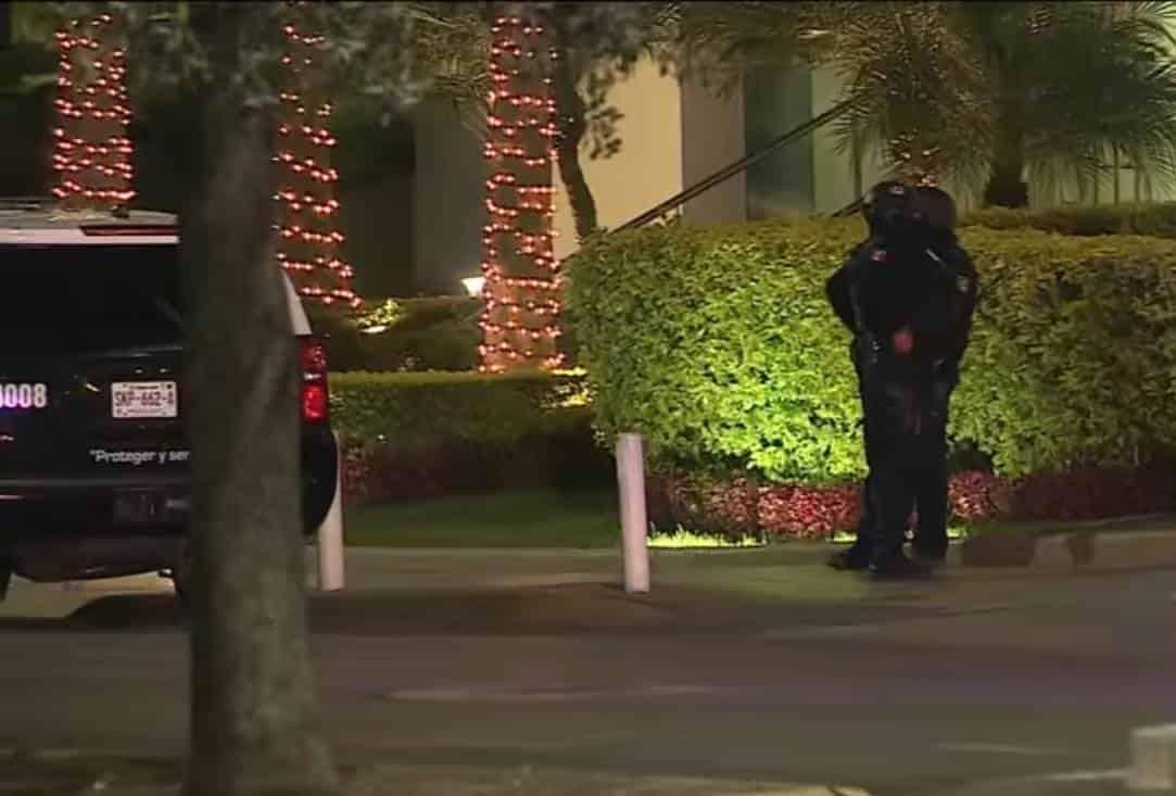 El presunto escolta realizo diversas detonaciones de arma de fuego