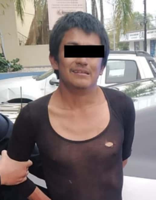 Robó una cámara de seguridad de un negocio de masajes estéticos
