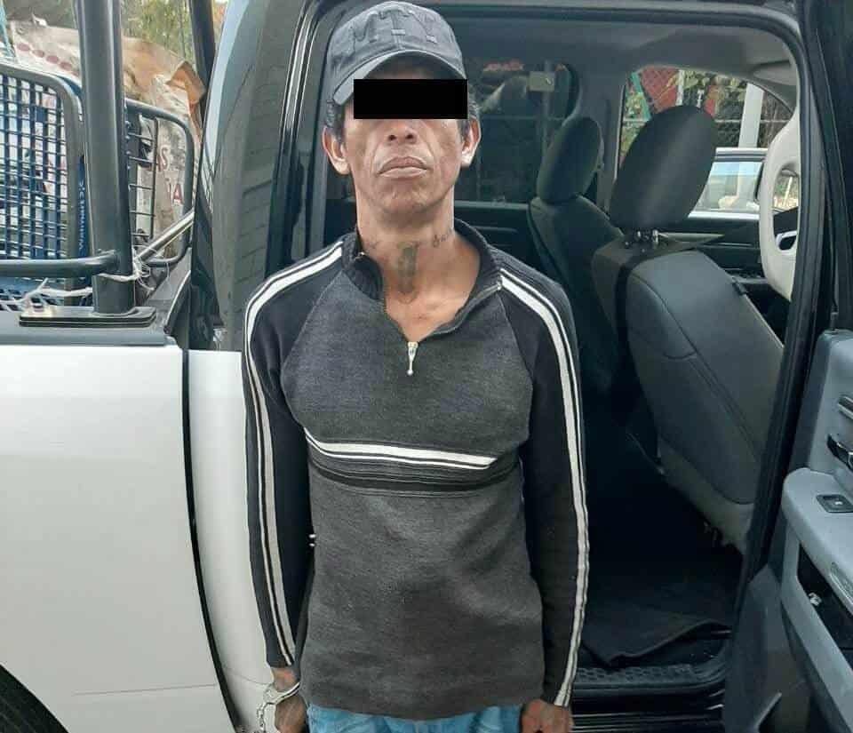 Detuvieron al hombre que se dedicaba a robar las tapas de alcantarillas