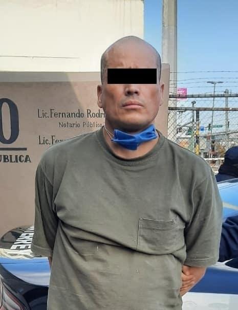 Ingresó a una Notaría Pública y presuntamente robara diversos aparatos electrónicos