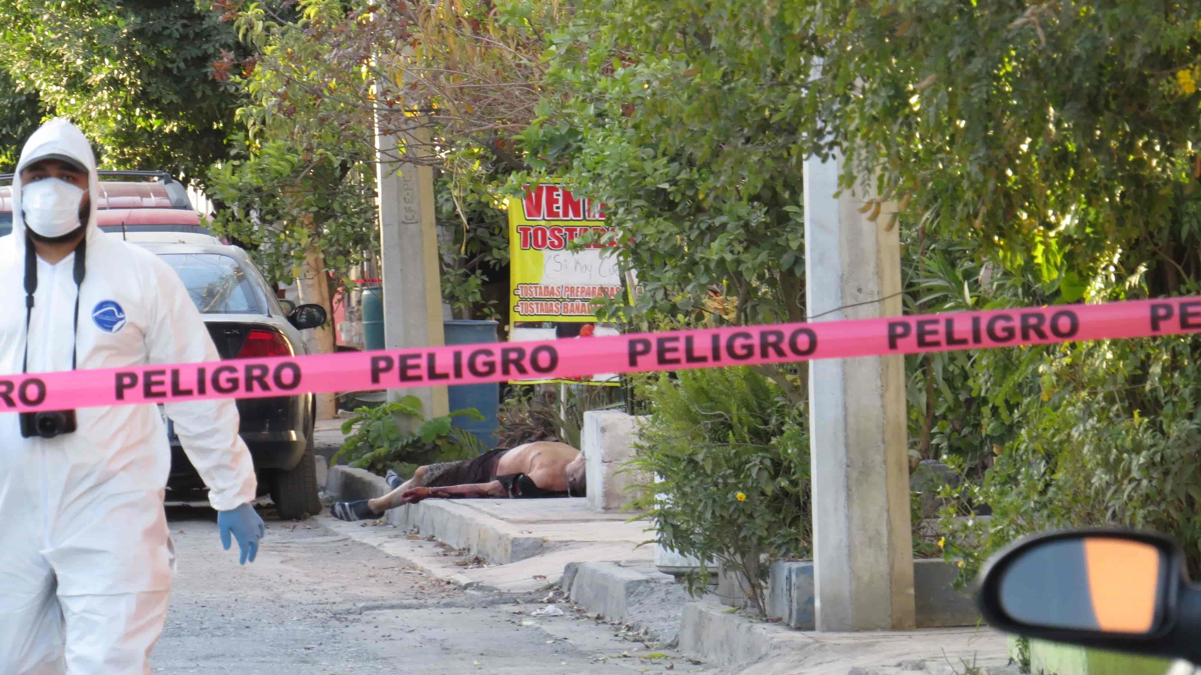 Dos hombres con antecedentes penales fueron ejecutados a balazos