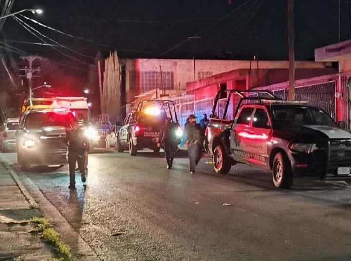 El incendio dejó un saldo de un niño de siete años fallecido y cuatro lesionados