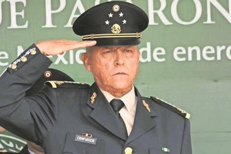 EU se reserva derecho de reiniciar proceso contra Cienfuegos