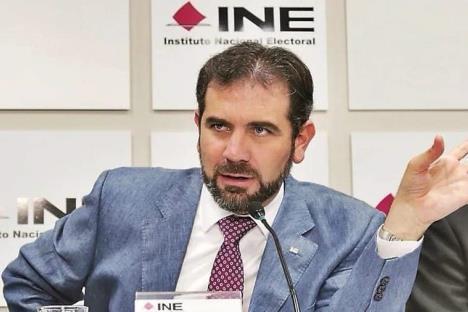 Denuncia Morena a consejeros del INE