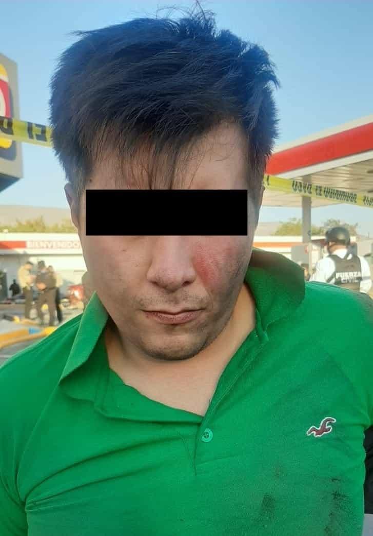 Elementos de Fuerza Civil fueron atropellados cuando realizaban la detención de personas sospechosas