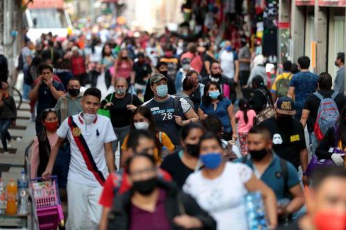 Sumó México 126 millones de habitantes en 2020