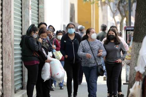 México suma 152,016 muertes por Covid