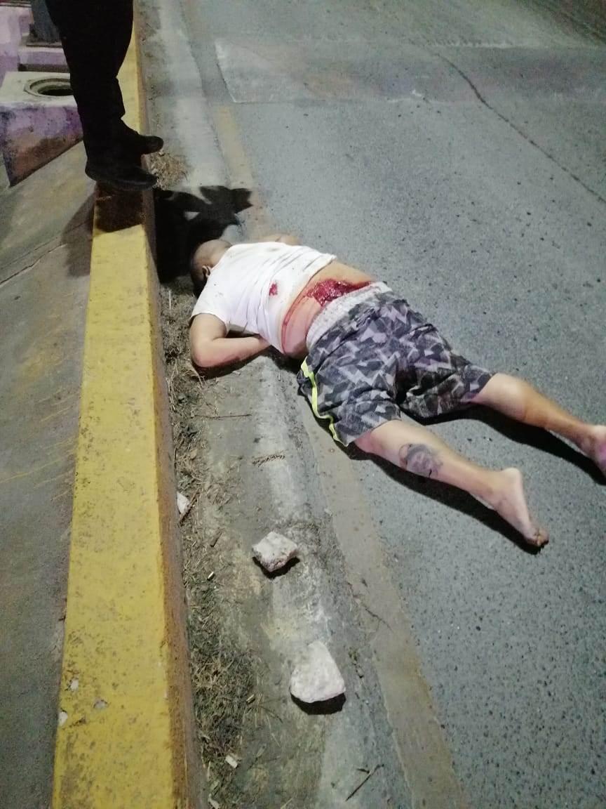 Fue levantado por delincuentes quienes lo ejecutaron a balazos en García