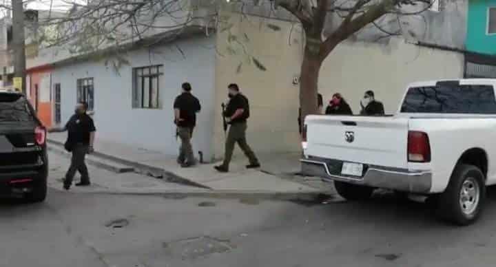 Los agresores fueron al menos cinco hombres armados