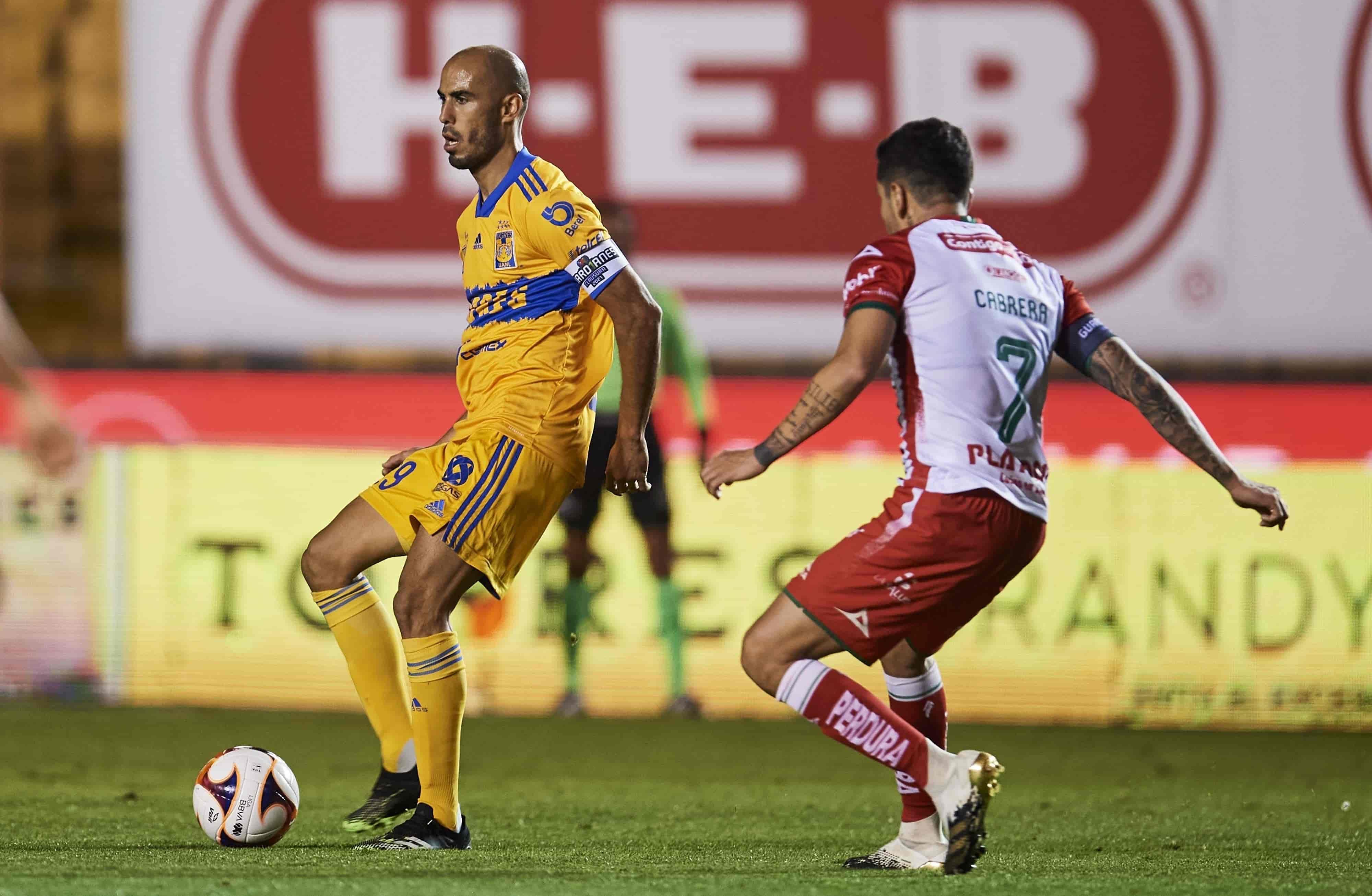 Tigres 1-1 Necaxa