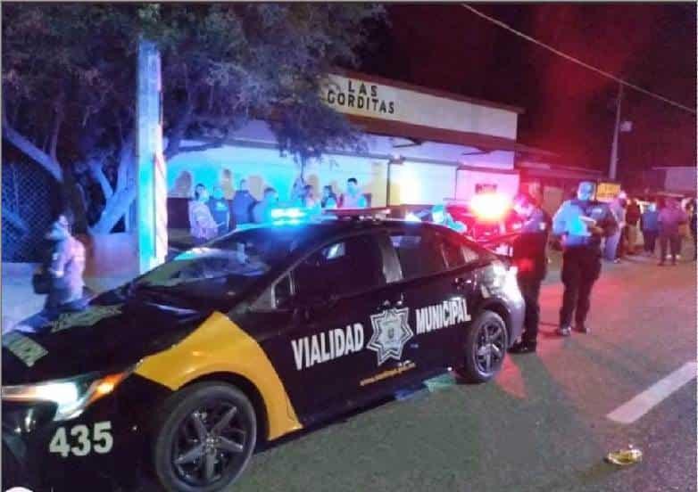 Un hombre perdió la vida al ser impactado por un vehículo fantasma