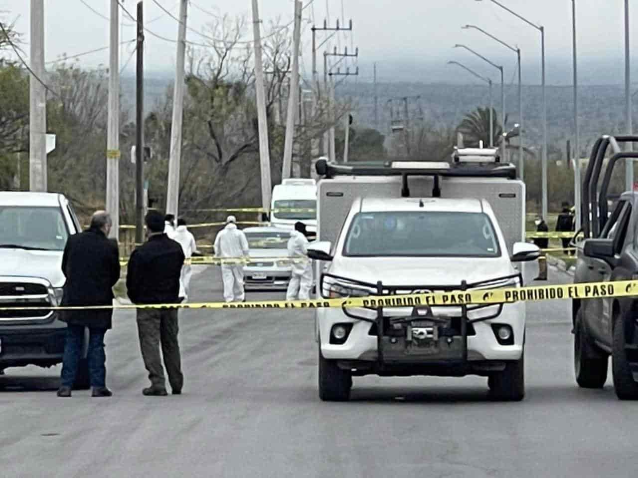 De al menos un balazo en la cabeza fue ejecutado un automovilista