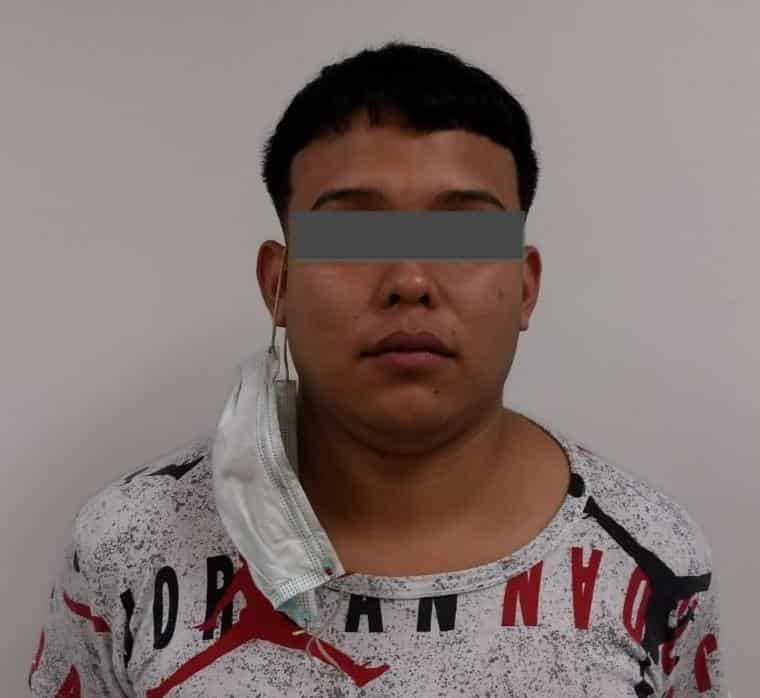 Detenido por haber privado de la vida un joven que le debía dinero, además de lesionar a un acompañante del occiso