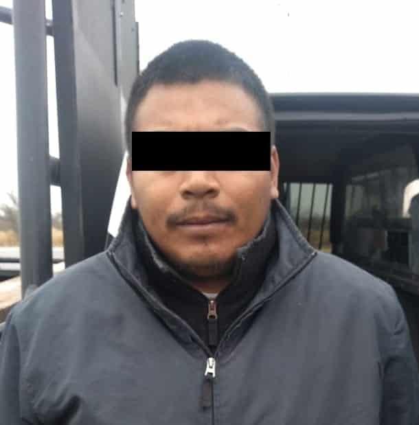 Un presunto integrante del Cartel del Noreste fue detenido