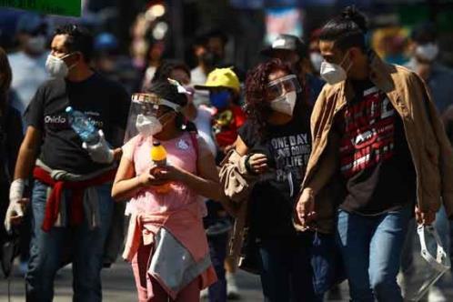 México acumula 182 mil 815 muertes por Covid-19