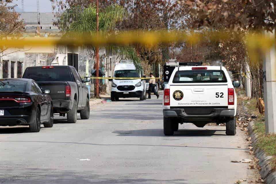 El presunto distribuidor de drogas fue atacado a balazos
