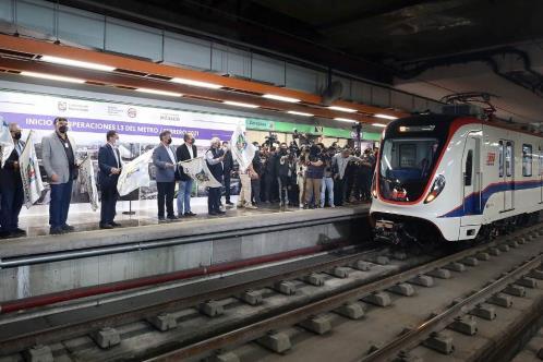 Inicia operaciones  Línea 3 del Metro