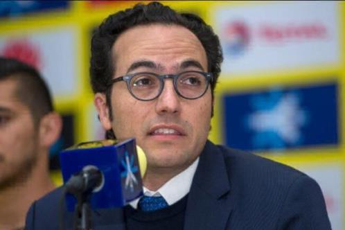 Mauricio Culebro, nuevo vicepresidente de Tigres