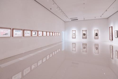 Los planes de las galerías unidas en la A. C. Gama
