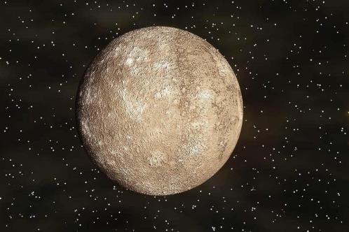 Mercurio, Júpiter y Saturno se alinearán con la Luna