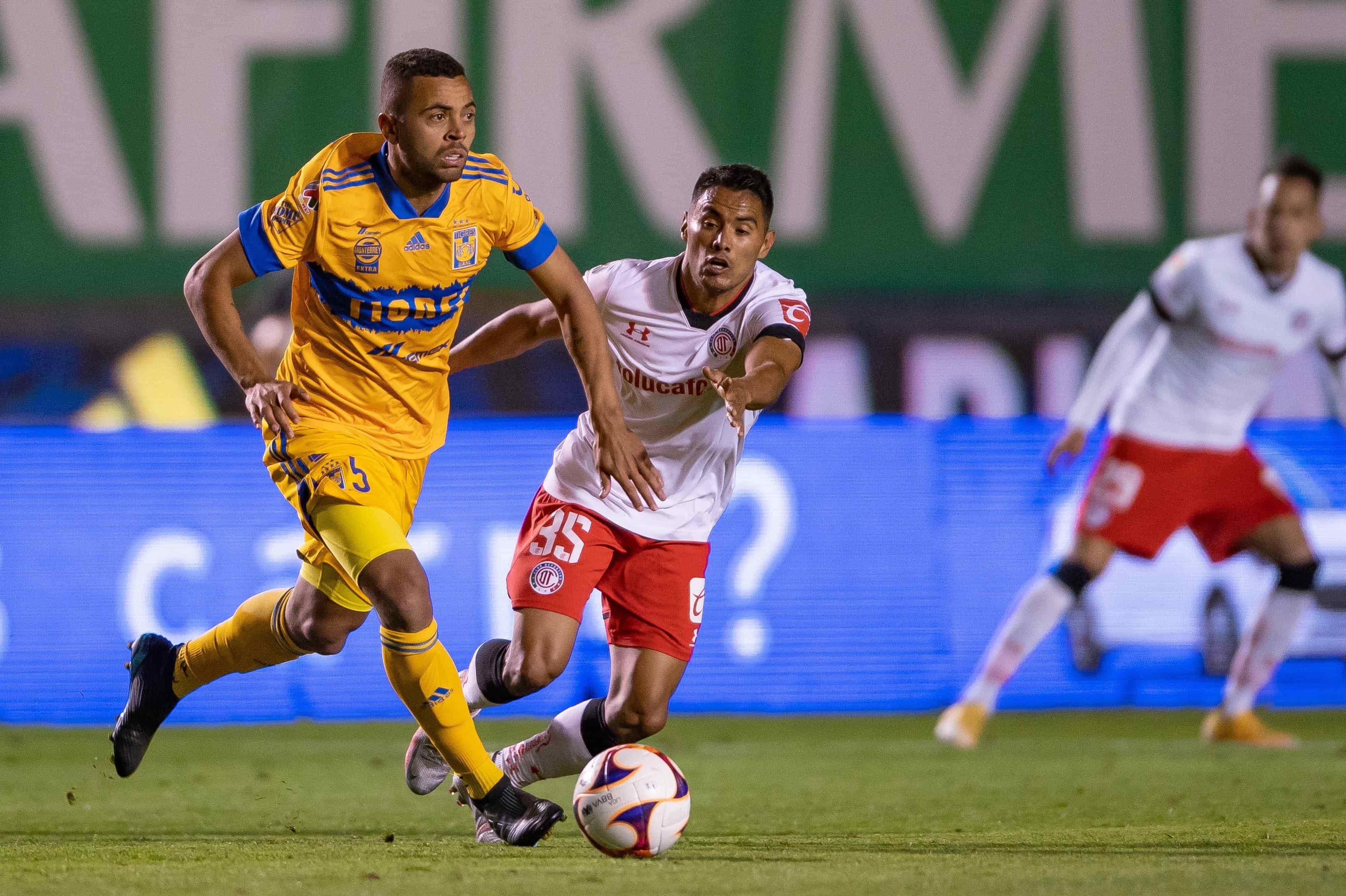 Tigres 0-1 Toluca