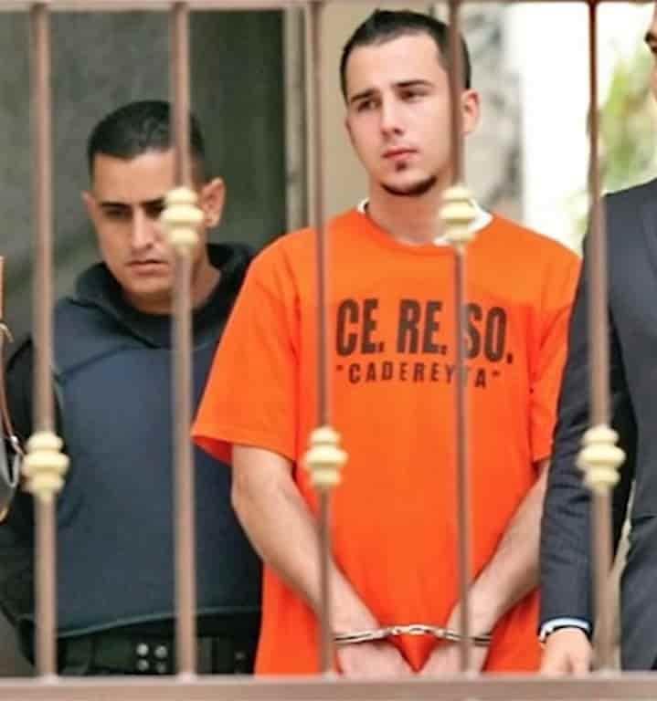 Diego Santoy Riverol, no logró reducir su sentencia de 71 años, 7 meses y 27 días que le había notificado un Juez Penal