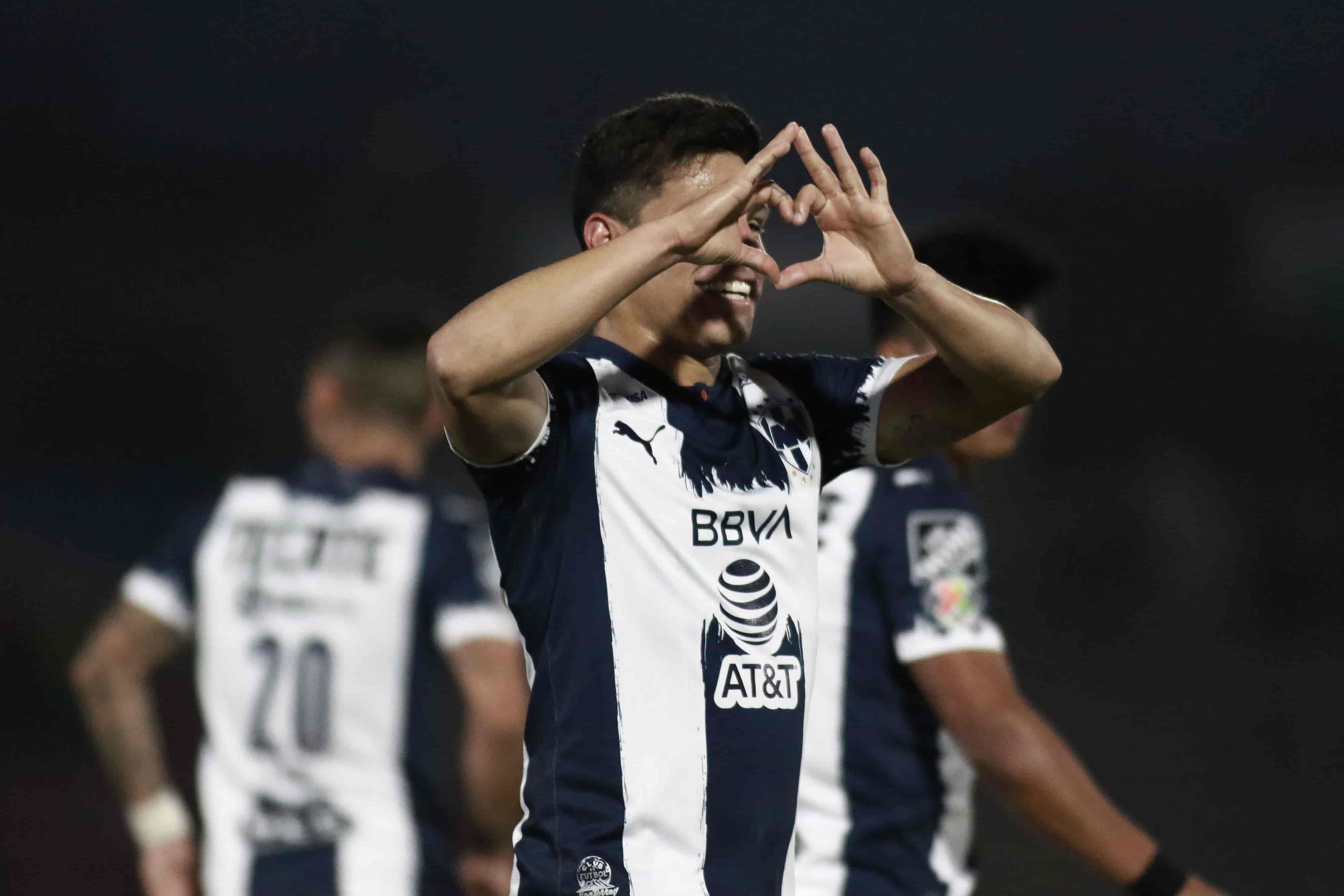 FC Juárez 1-6 Monterrey