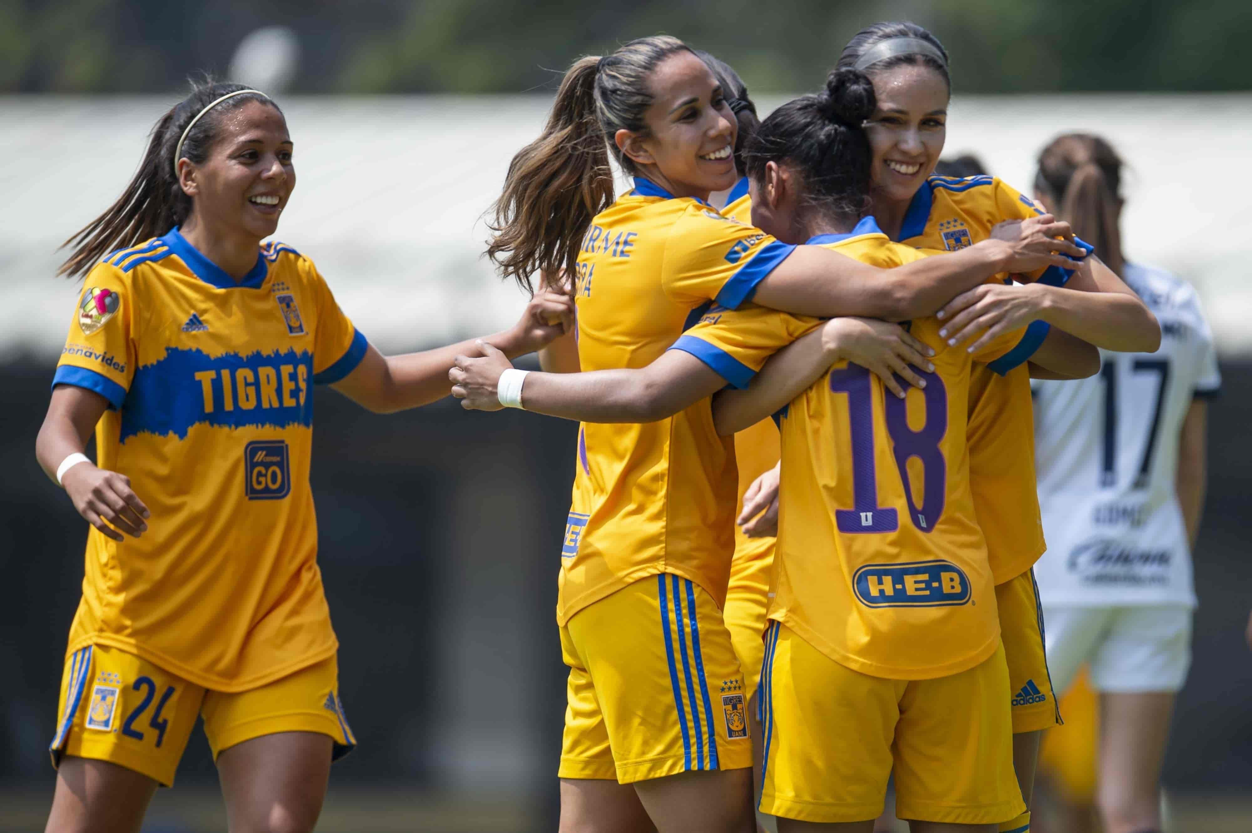 Pumas 0-4 Tigres