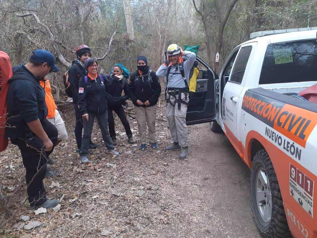 Se reportó una persona con múltiples lesiones a causa de la caída que sufrió
