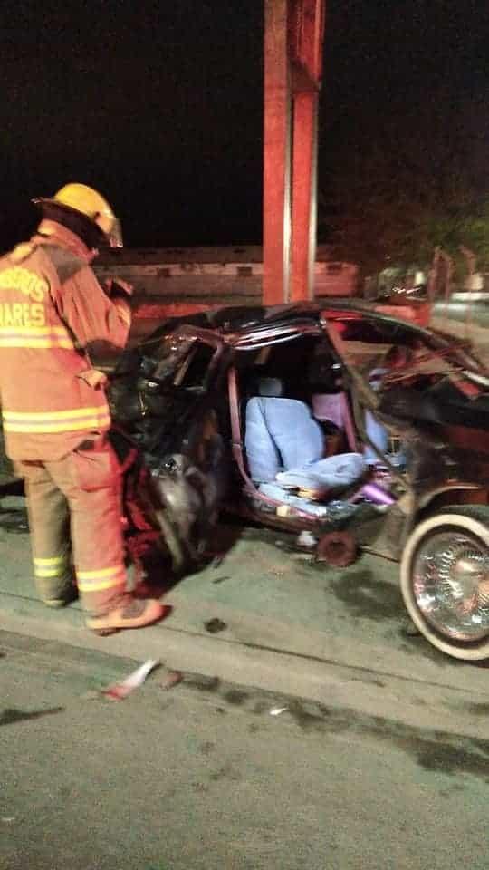 Una mujer perdió la vida y otras cinco personas resultaron lesionadas