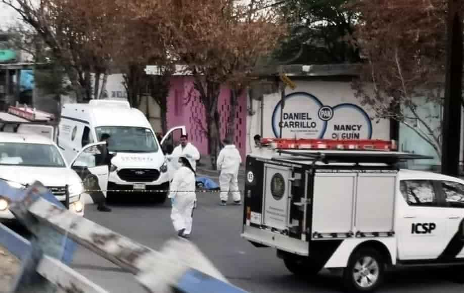 Un hombre fue asesinado a golpes al registrarse una riña campal