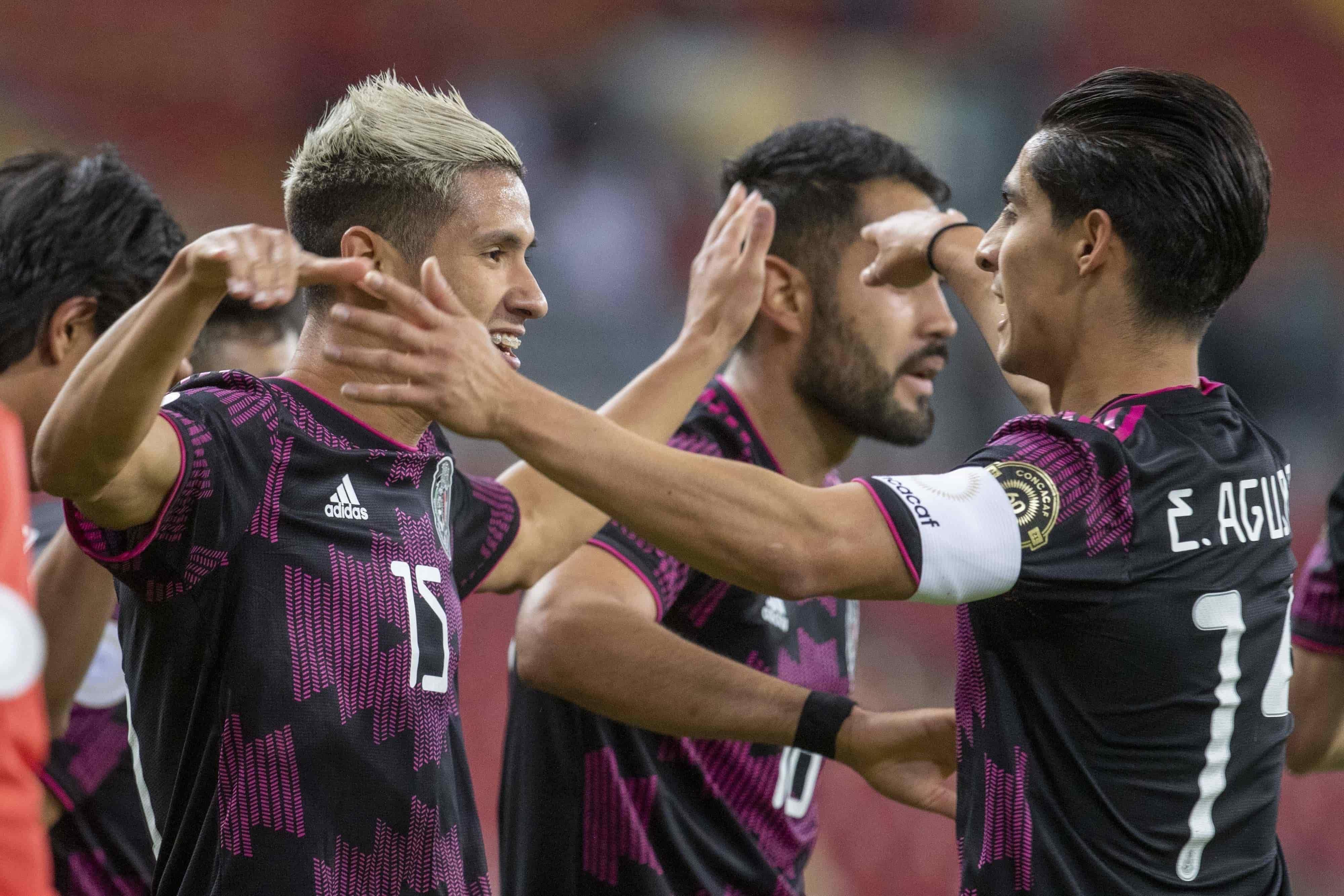Mexico 1-0 Estados Unidos