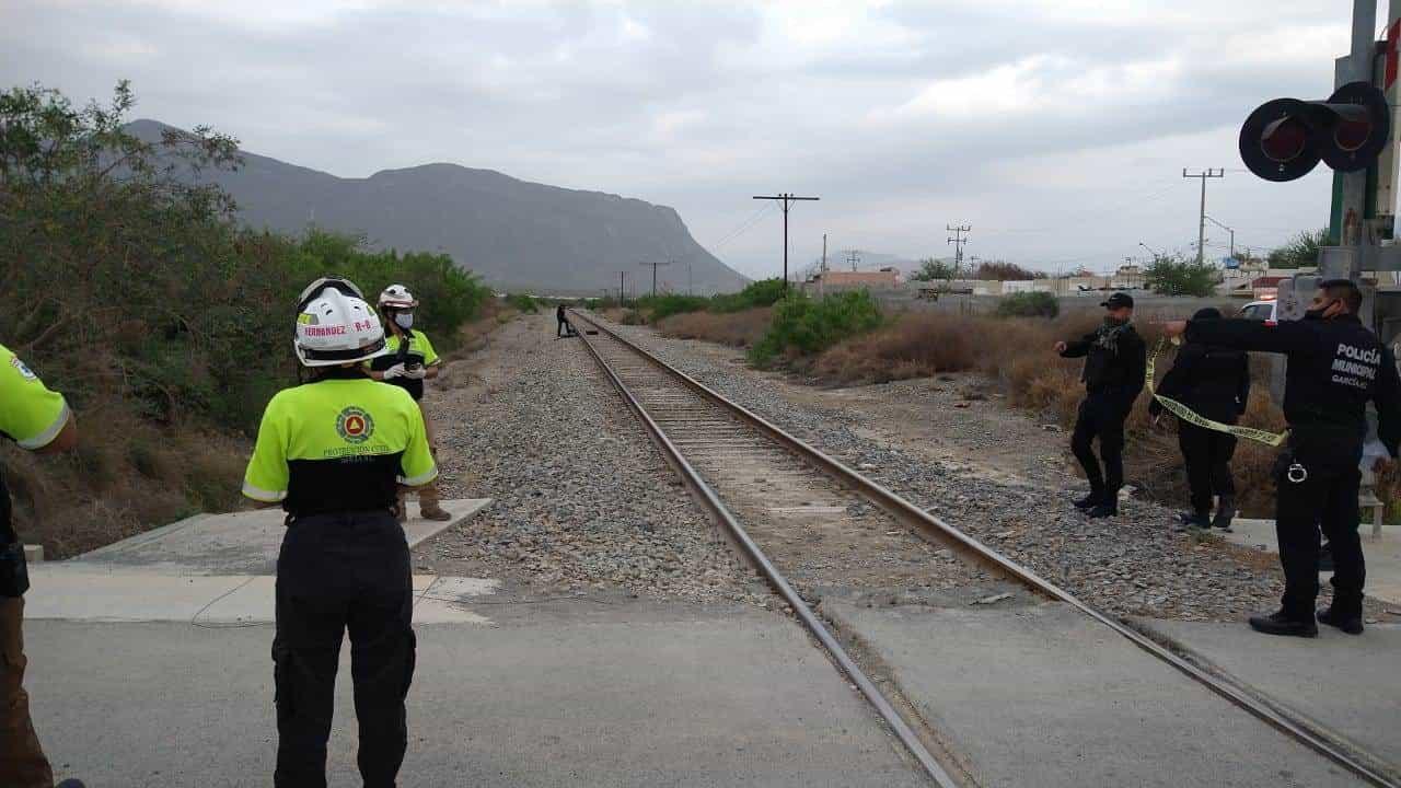 Encontraron el cadáver de un hombre atropellado por el tren