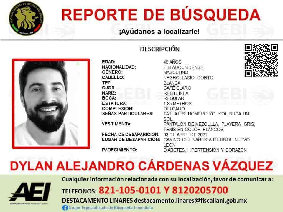 Se pudo establecer que la persona que buscaban era un nombre ficticio y habían utilizado una fotografía de un abogado brasileño