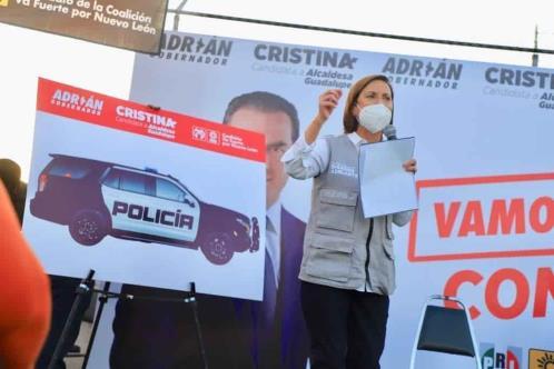 Buscarán Cristina y Adrián recursos federales