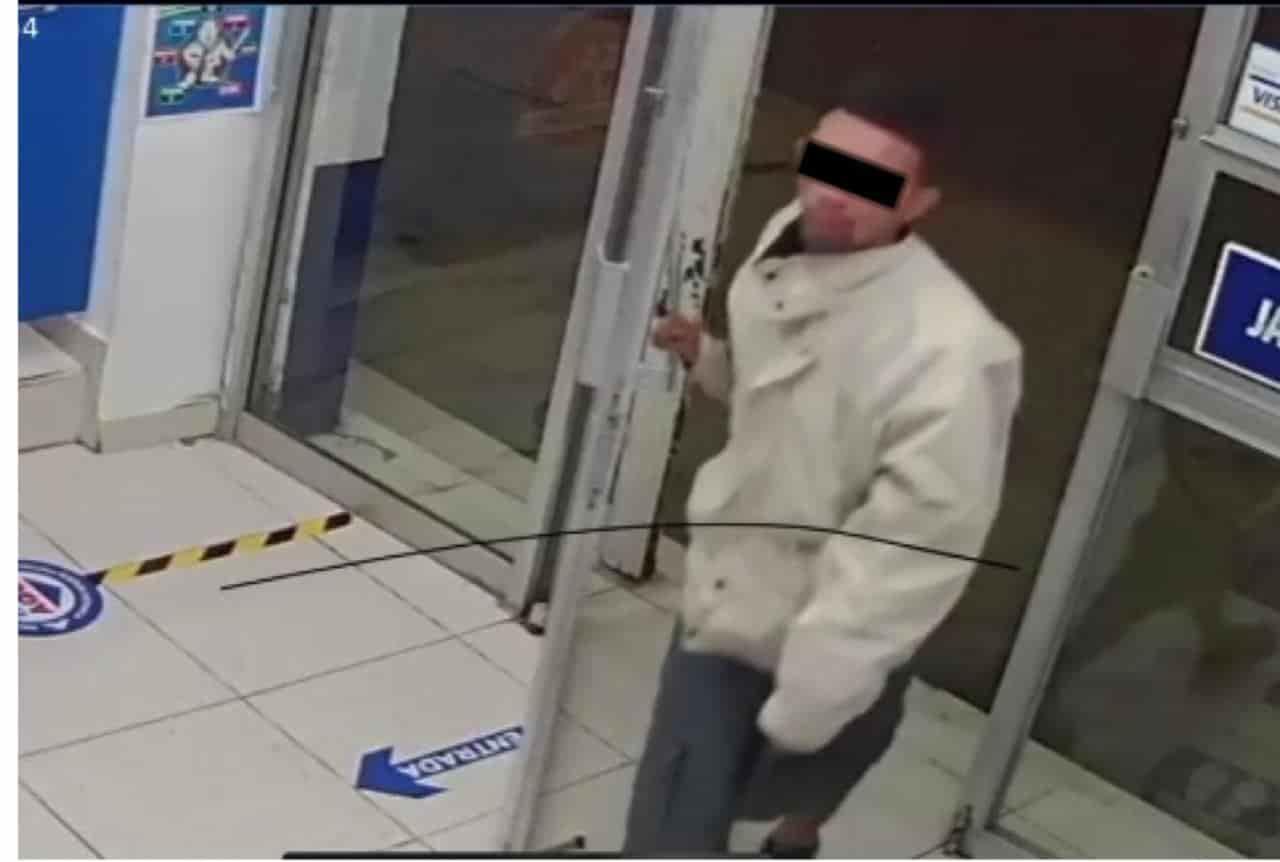 Lograron detener a un presunto ladrón de tiendas, quien era buscado desde el año pasado.