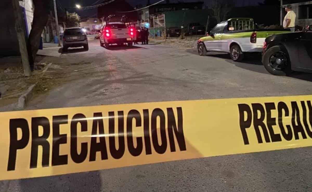 El punto de venta de droga fue atacado a balazos por un grupo de sicarios