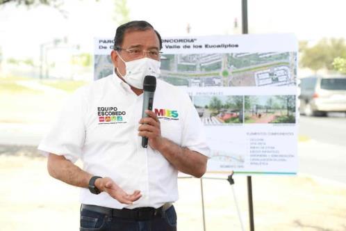 Va Mijes por 2 nuevos parques lineales