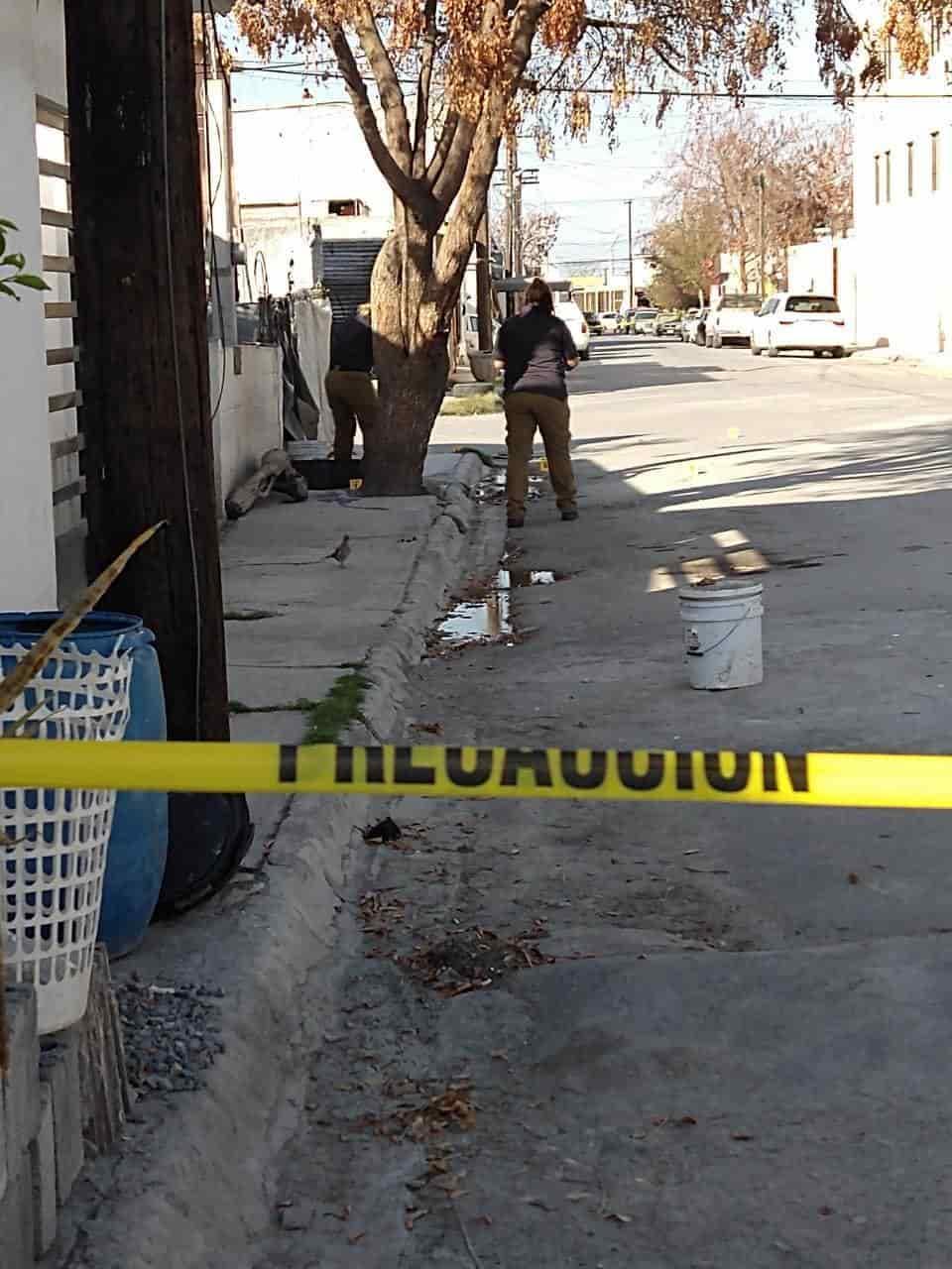Un hombre fue acribillado a balazos por un delincuente quien portaba dos armas de fuego