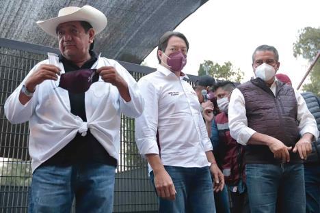 Defiende TEPJF candidaturas de Félix Salgado y Raúl Morón