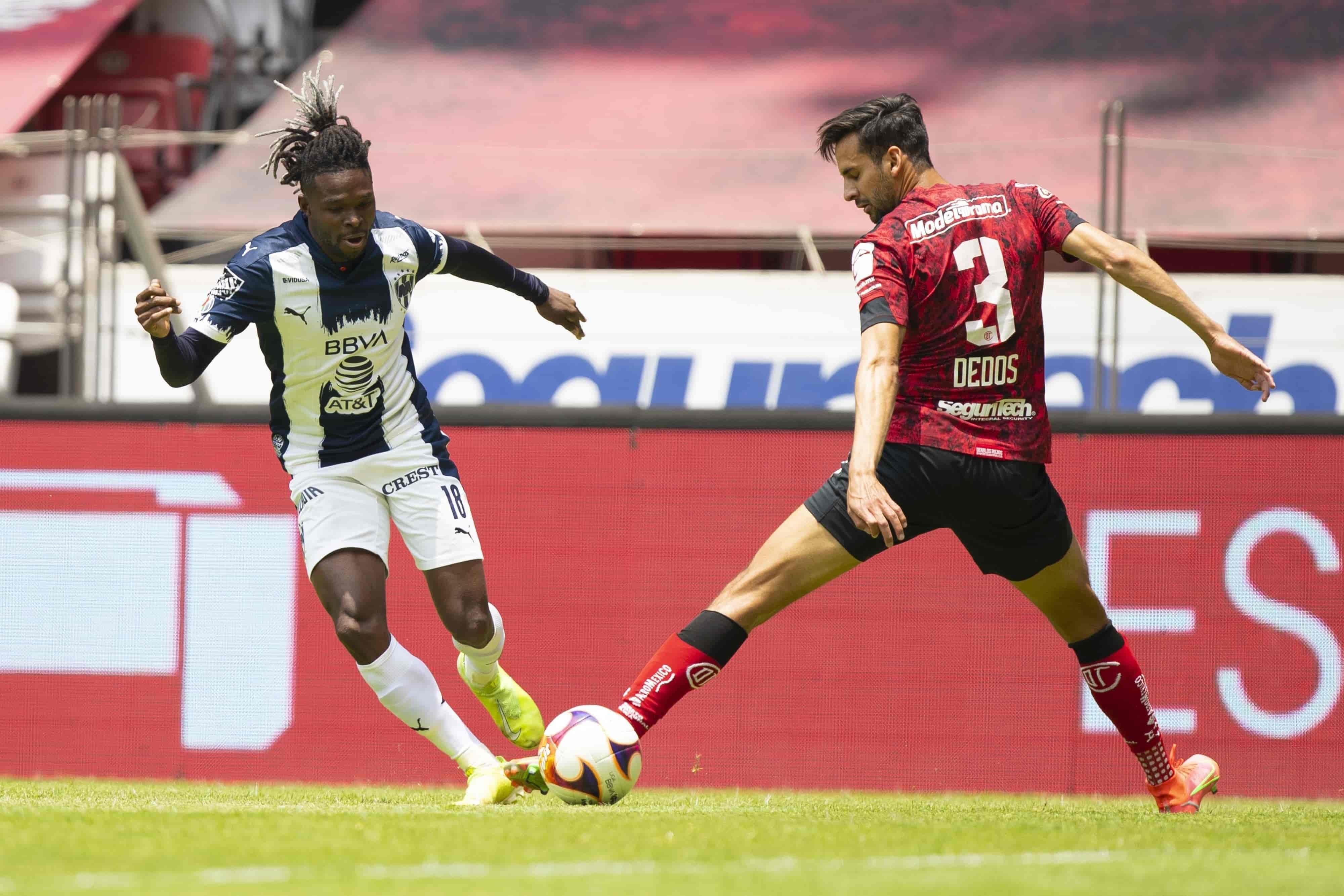 Toluca 1-2 Monterrey