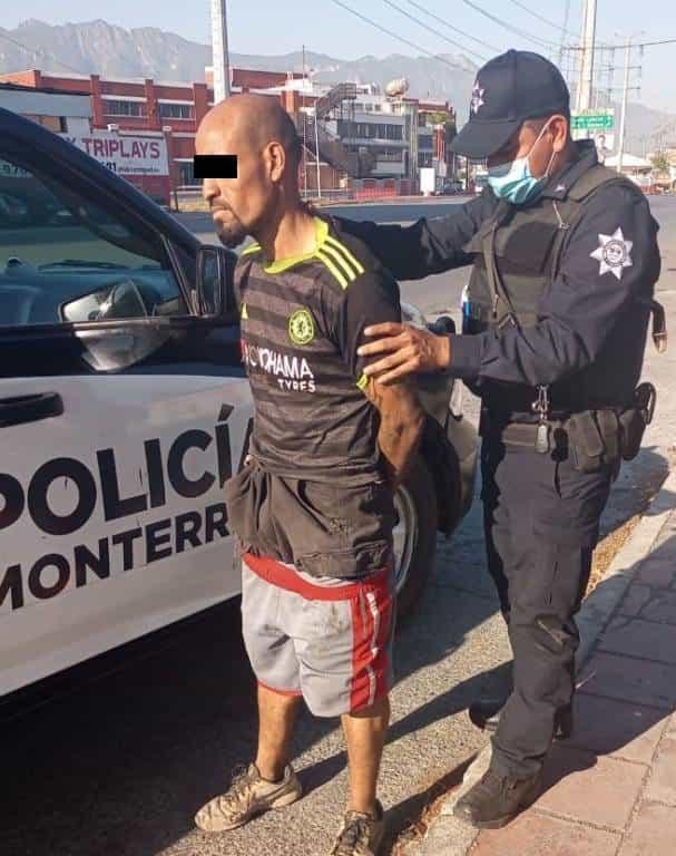 Dos hombres asaltaron a una persona en calles de la Colonia Talleres