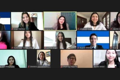 Alumnos de Prepa UDEM destacan en Modelo de Naciones Unidas