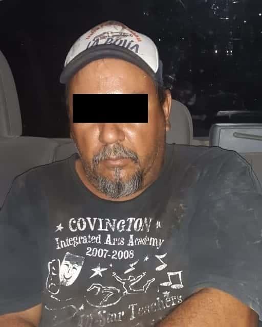 El chihuahuense detenido, cuenta con una orden de aprehensión vigente por abuso sexual